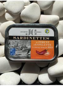 1/7 Sardinette JG piment espelette