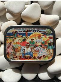 "1/6 sard achards ""La Réunion"""