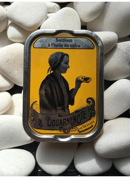 """1/6 sardine """"La Douarneniste"""""""