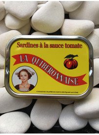 1/6 sardine tomate