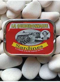 1/6 sardine olive
