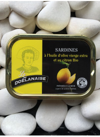 1/6 sardine citron Bio