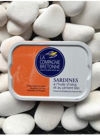 1/6 sardines olive piment