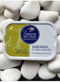 1/6 sardines olive