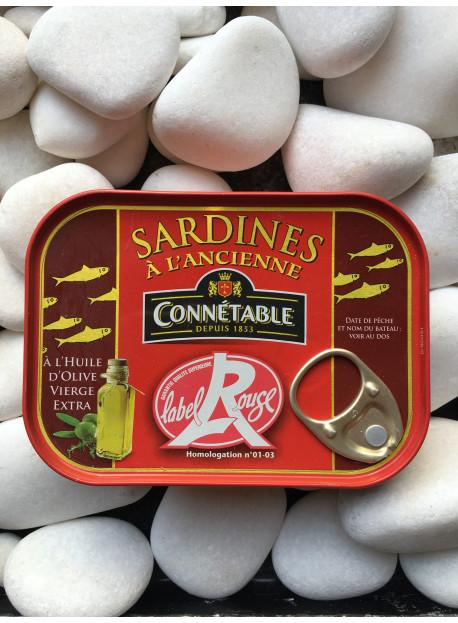 1/5 sardine olive Label Rouge