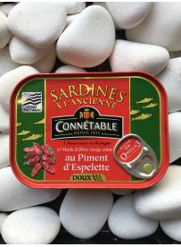 1/6 sardine piment d'Espelette