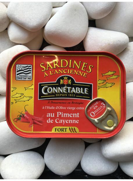 1/6 sard piment Cayenne
