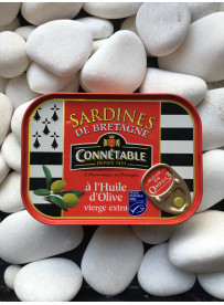 1/5 sardines de Bretagne