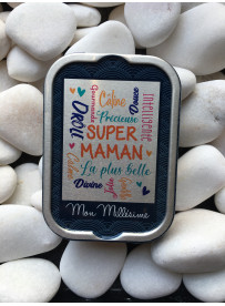 "1/6 sard olive ""Super maman"""