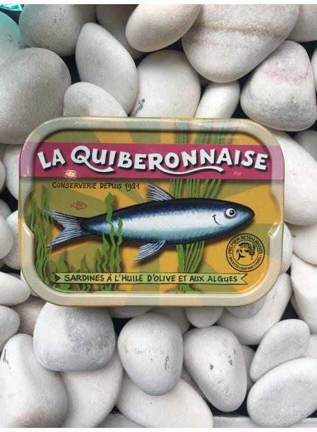 1/6 sardine aux algues