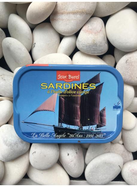 "1/6 sardine ""La Belle Angèle"""