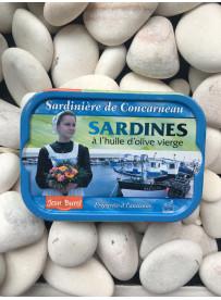 """1/6 sardine """"La Sardinière De Concarneau"""""""