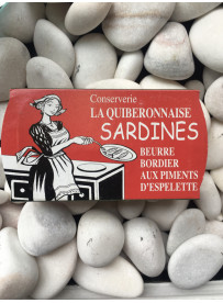 1/6 sardine bordier espelette