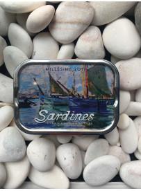 """1/6 sardine """"Ville Bleue"""" 2019"""