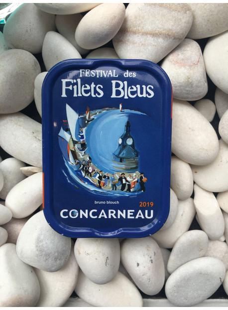 "1/6 sardine ""Filets Bleus 2019"""