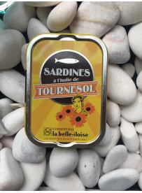1/6 sardine tournesol
