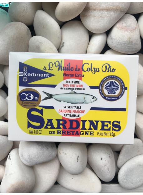 1/6 sardine colza KERBRIANT