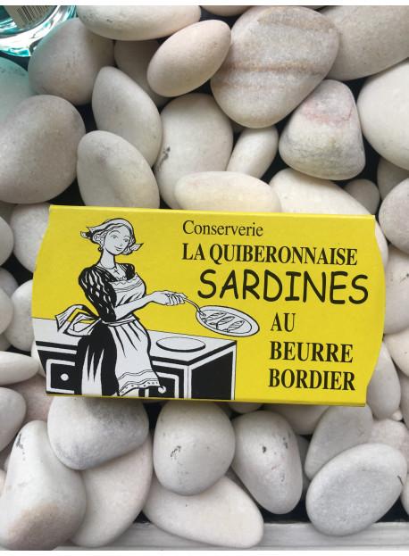 1/6 sardine beurre bordier