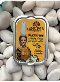 Sardine Sant Per Emilie olive