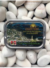 Sardine Sant Per Marée basse