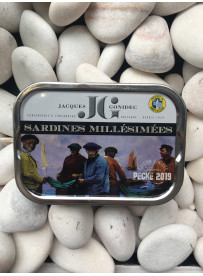 1/6 sardine JG millesime 2019