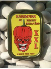 Habanero XXL (étiquette)