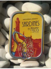 Sardines en filets (St-Gué-Penmar'ch)