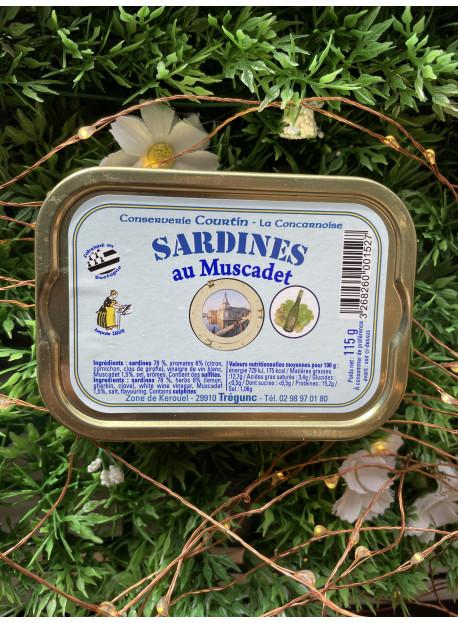 Sardine au Muscadet