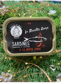 Sardines Nepita Corse