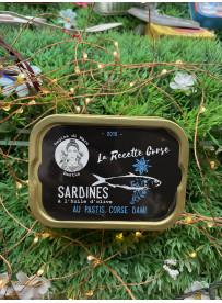 Sardines Pastis Dami Corse