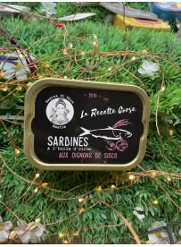 Sardines Oignons de Sisco Corse
