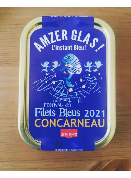"1/6 sardine ""Filets Bleus 2021"""