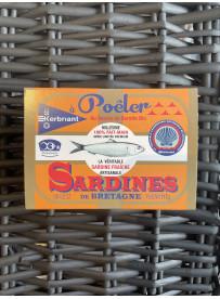 Sardines à poêler KERBRIANT