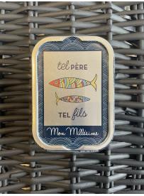 """1/6 sard olive """"Tel père, tel fils"""""""