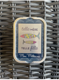 "1/6 sard olive ""La meilleure maman"""