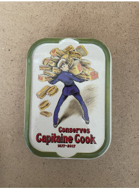 Conserves Capitaine Cook 1877-2017
