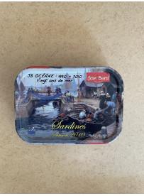 """1/6 sardine """"J.B Océane 20 ans de mer"""""""