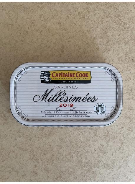 Sardines Millésimées 2019