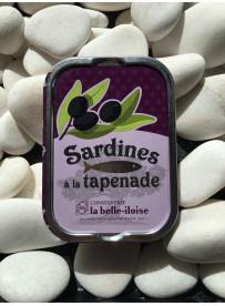1/6 sardine à la tapenade