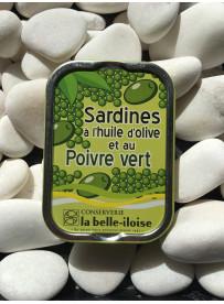 1/6 sardine poivre vert