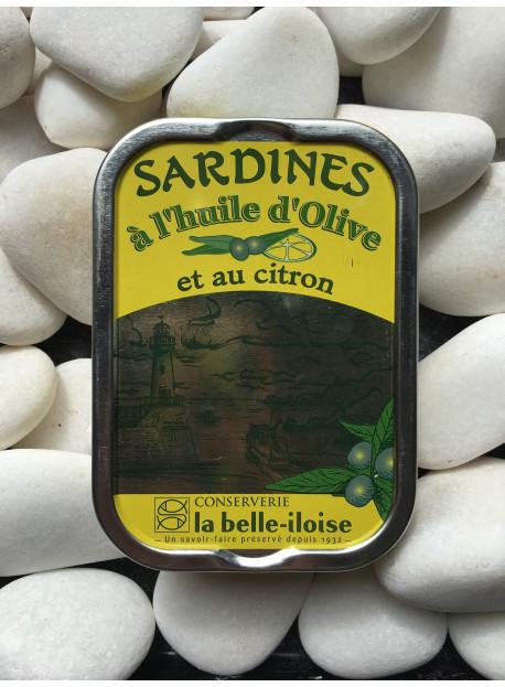 1/6 sardine citron olive Belle-il