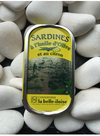 1/10 sardine citron olive Belle-il