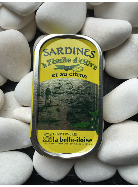 1/10 sardine citron olive
