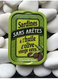 1/6 sardine sans arêtes olive