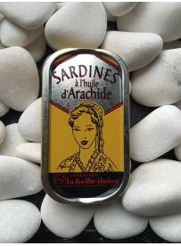 1/10 sardine arachide Belle-il