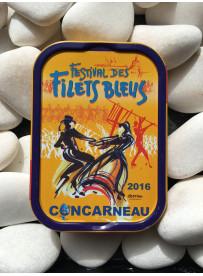 "1/6 sardine ""Filets Bleus 2016"""