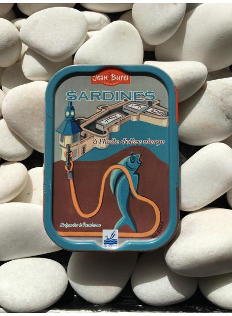 "1/6 sardine ""Ville Close"""